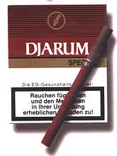 Djarum Special Zigaretten (ARTIKEL WIRD NICHT MEHR HERGESTELLT)