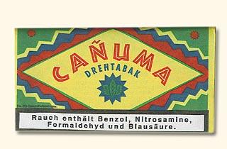 Canuma Drehtabak 38g