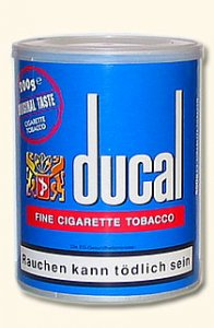Ducal Blue Cigarette Tobacco 200g