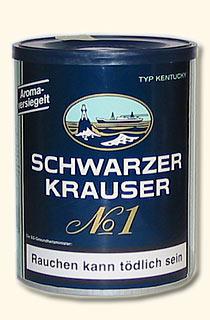Schwarzer Krauser No 1 Tabak 115g
