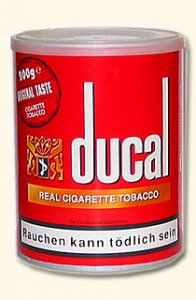 Ducal Real Cigarette Tobacco 200g