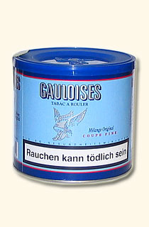Gauloises Melange Hellblau Tabak 100g