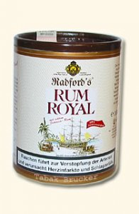 Radfords Rum Royal 200g