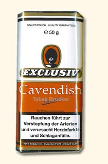 Exclusiv Mixture No.4 (ehem. Cavendish) 50g