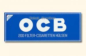 OCB Hanf Zigarettenhülsen
