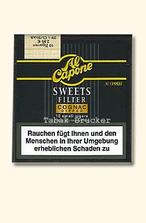 Al Capone Sweets Zigarillos mit Filter