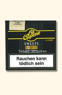 Al Capone Sweets Zigarillos ohne Filter