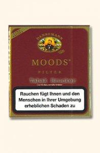 Dannemann Moods Filter Zigarillos