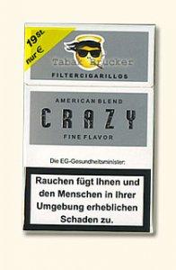 Crazy Fine Flavor Filtercigarillos mit Naturdeckblatt