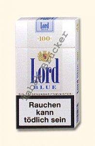 Lord Blue 100 20er Zigaretten