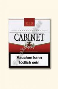 Cabinet Red Big Zigaretten