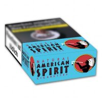 Einzelpackung American Spirit Blau (1x20)