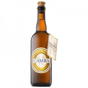Camba Bavaria Oak Aged Heller Bock Muscatel Bier 0,75l Flasche