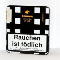 Cohiba Club Cigarillos Tins Collection 6  20 Stück