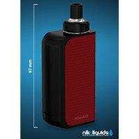 E-Zigarette Nikoliquids Joyetech AIO-BOX-SET Rot-Schwarz