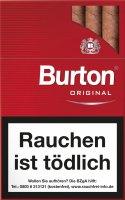Einzelpackung Burton Original Filterzigarillos mit Naturdeckblatt 17er