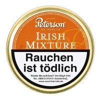 Peterson Irish Mixture (Whiskey) 50g Pfeifentabak