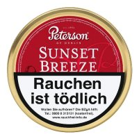 Peterson Pfeifentabak Sunset Breeze 50g Dose