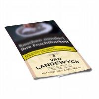 Van Landewyck Tabak ohne Aromastoffe 30g Päckchen Feinschnitt