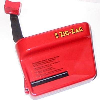 Zig-Zag Zigaretten-Fertiger Hebel-Stopfgerät (Artikel wird nicht mehr hergestellt)