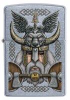 Zippo Viking Odin Design