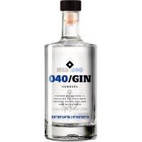 040 Gin Hamburg 0,5 l 40% Alkohol