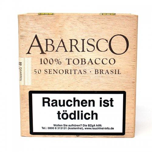 Abarisco Senoritas Brasil Zigarillo 50er