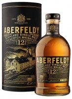 Aberfeldy 12 Years 40% vol. Single Malt Highland Whisky