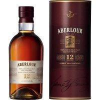 Aberlour Highland Single Malt Scotch Whisky 12 Years 40% vol.