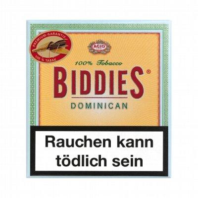 Agio Biddies Dominican Zigarillos