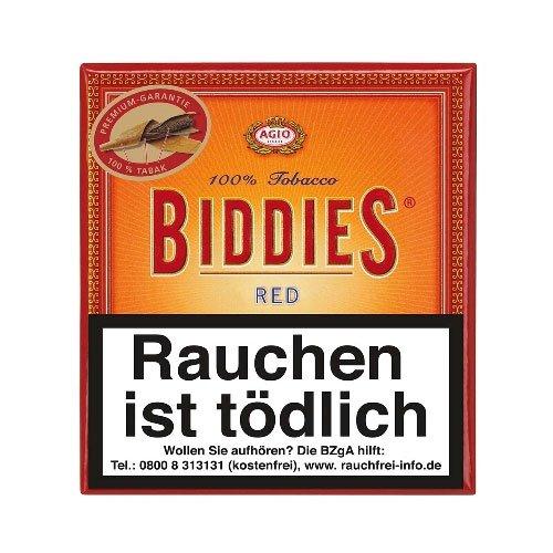 Agio Biddies Red Zigarillos
