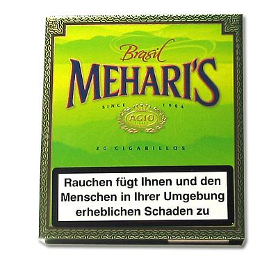 Agio Meharis Brasil Zigarillos