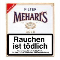 Agio Meharis Gold Filter Cigarillos