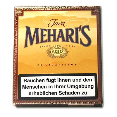 Agio Meharis Java Zigarillos