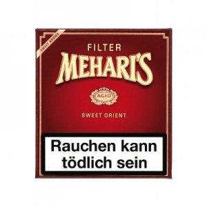 Agio Meharis Zigarillos Filter Red Orient