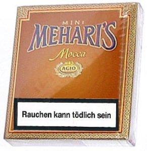 Agio Meharis Zigarillos Mini  Barista Zigarillos