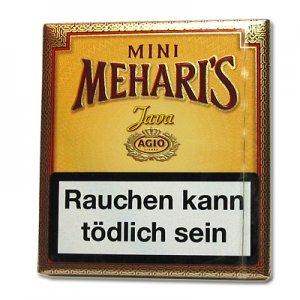 Agio Meharis Zigarillos Mini Java