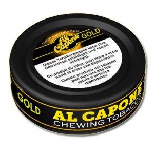Al Capone Gold Chewing Bags 16g Dose Snus (Artikel wird nicht mehr hergestellt)