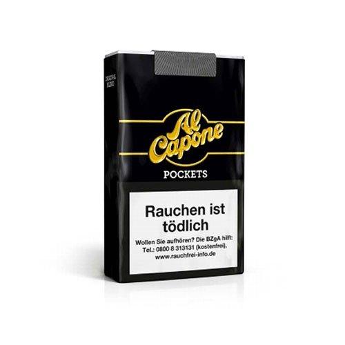 Al Capone Pockets Zigarillos ohne Filter