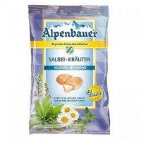 Alpenbauer Salbei Kräuter Bonbon 90g Beutel