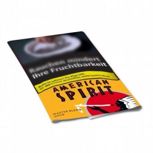 American Spirit Drehtabak Master Blend Gold 30g Feinschnitt