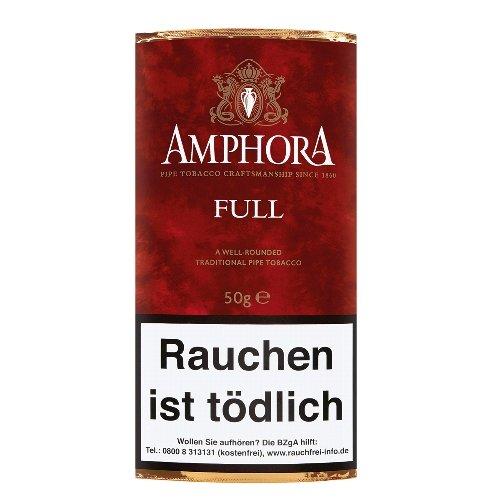 Amphora Rot Pfeifentabak Full Aroma 50g Päckchen