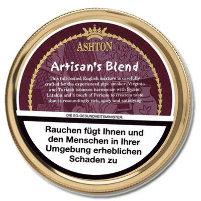 Ashton Pfeifentabak Artisans Blend 50g Dose