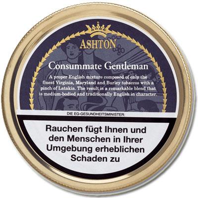 Ashton Pfeifentabak Consummate Gentleman 50g Dose