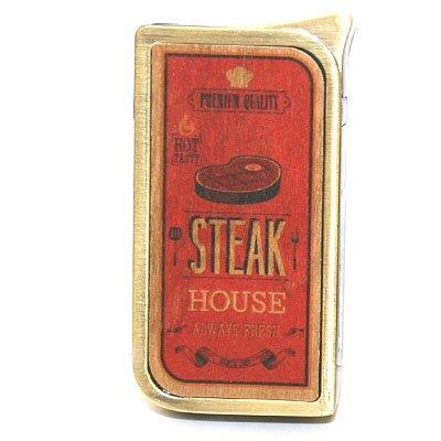 Atomic Enjoy Retro Metall Steak