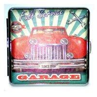 Atomic Zigarettenetui Classic Cars Full Service