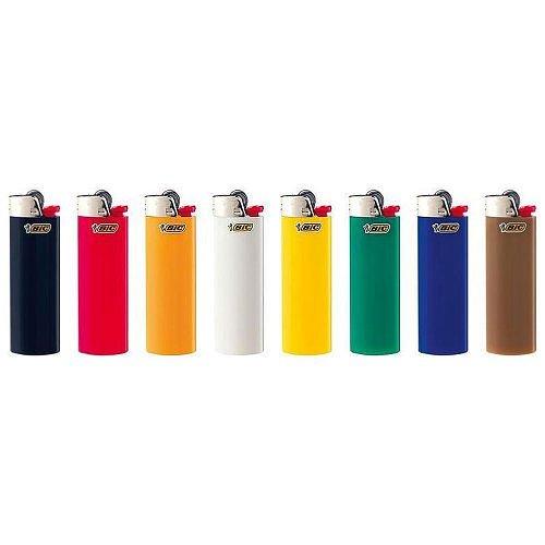 BIC Feuerzeug Steinzündung Diverse Farbe 1 Stk.
