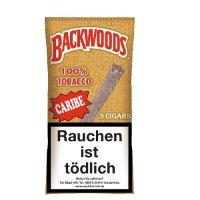 Backwoods Caribe Cigarren (ehem. Wild Rum) 100 % Tobacco
