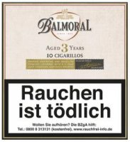 Balmoral Aged 3 Years Zigarillo