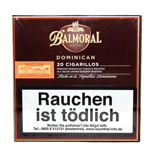 Balmoral Dominican Selection Cigarillo
